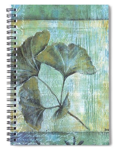 Gingko Spa 2 Spiral Notebook