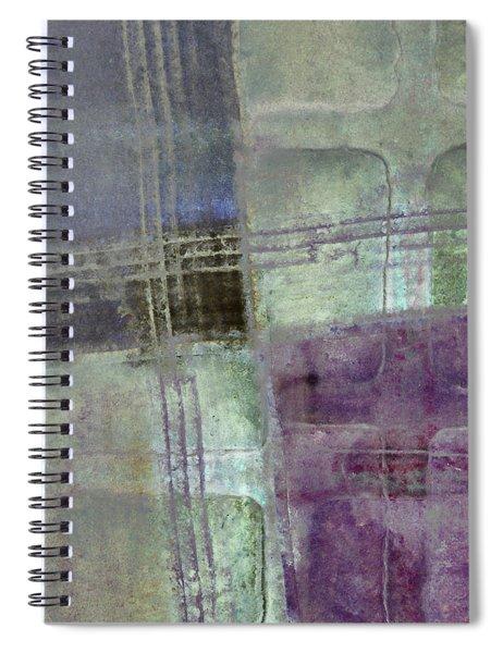 Glass Crossings Spiral Notebook