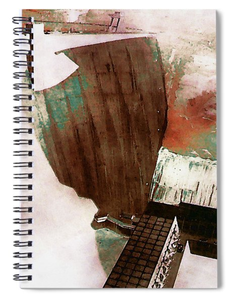 Glen Canyon Dam Spiral Notebook