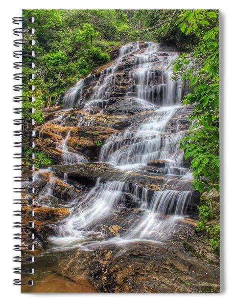 Glen Falls Spiral Notebook