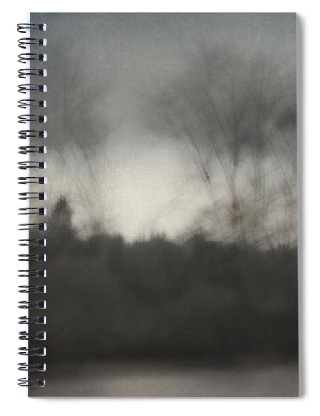 Glimpse Of The Willamette Spiral Notebook