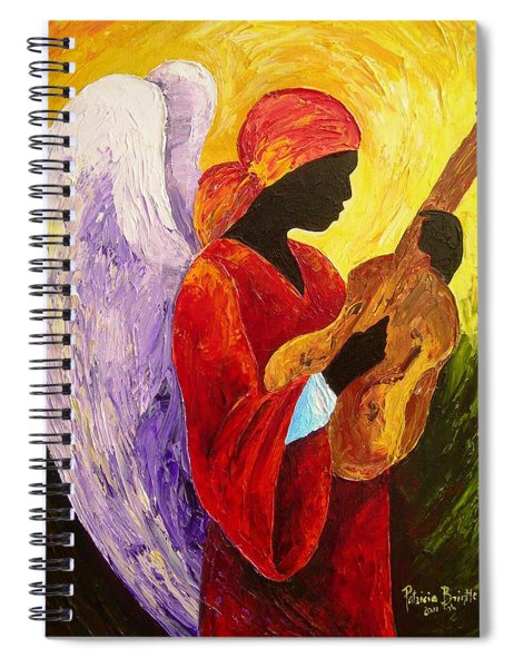 Gloria In Excelcis Deo Spiral Notebook