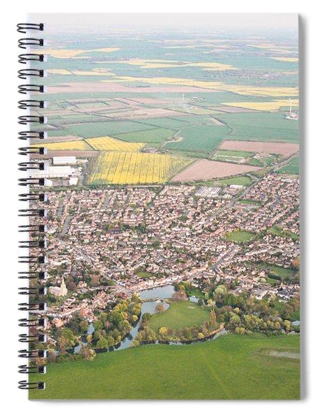 Godmanchester Spiral Notebook
