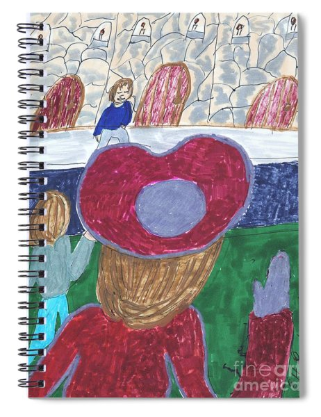Going Home With Mom  Spiral Notebook