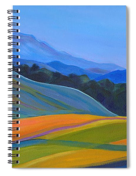 Going To California Spiral Notebook