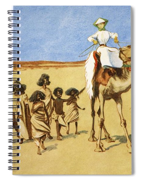 Gollywogs Of The Desert, From The Light Spiral Notebook