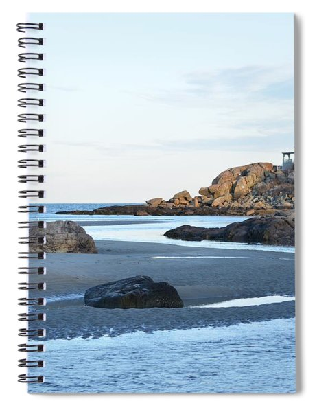 Good Harbor Beach Spiral Notebook