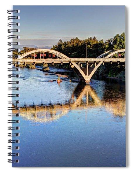 Good Morning Grants Pass II Spiral Notebook