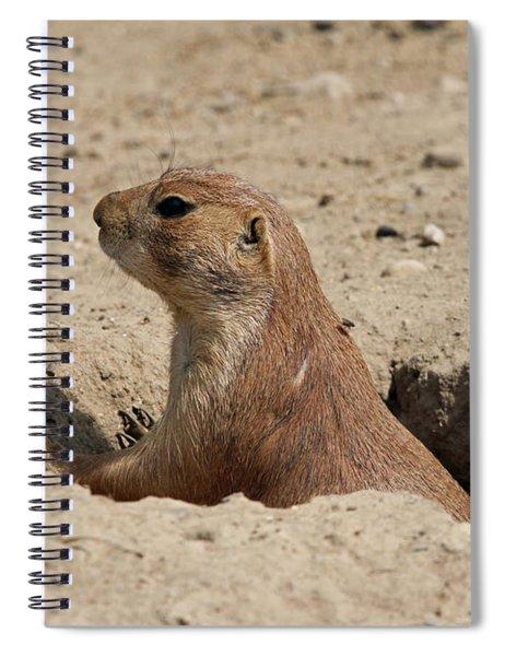 Good Morning Spiral Notebook