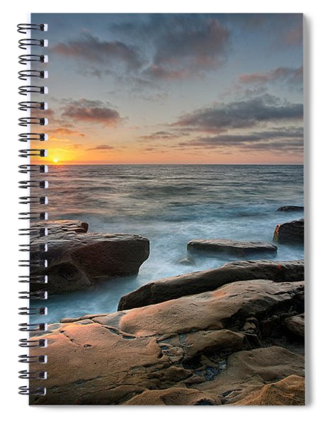 Goodnight Windnsea Spiral Notebook