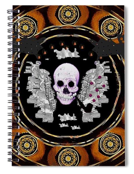 Gotta Smoke Em All Pop Art Spiral Notebook