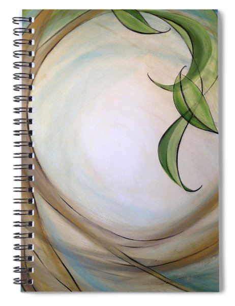 Grace In Trust  Spiral Notebook