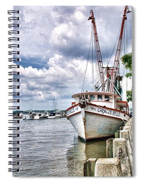 Gracie Belle Spiral Notebook