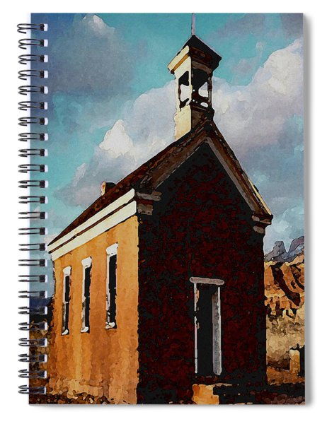 Grafton Spiral Notebook