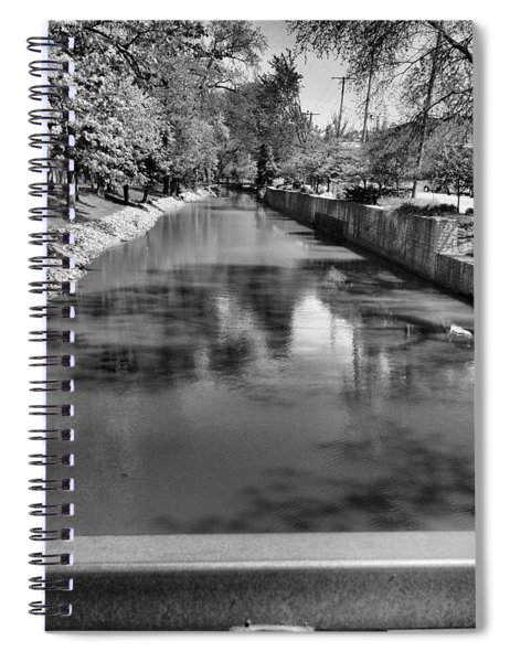 Grand Rapids Spiral Notebook