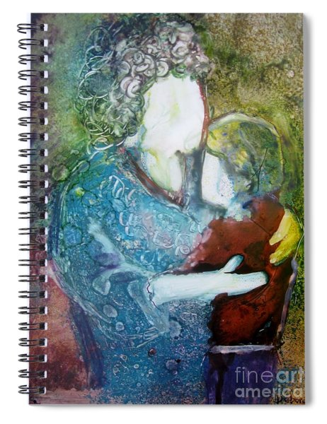 Grandma's Love Spiral Notebook