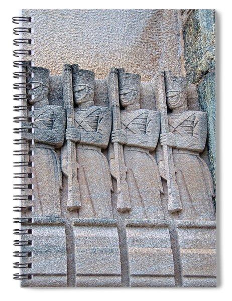 Grant Hall Cadet Fresco Spiral Notebook