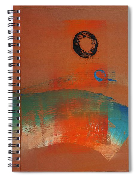 Great Barrier Reef Spiral Notebook