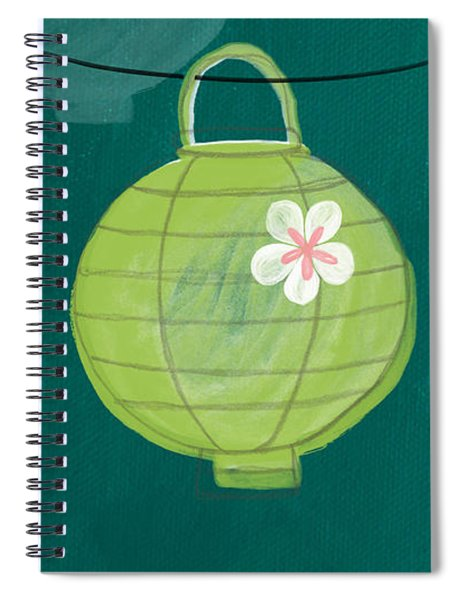 Green Lantern  Spiral Notebook