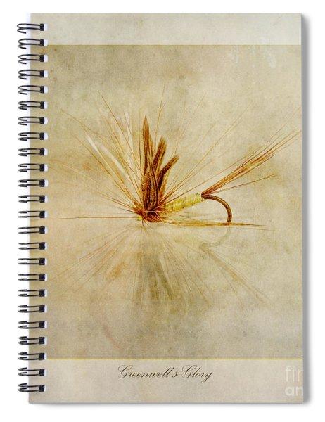 Greenwells Glory Spiral Notebook