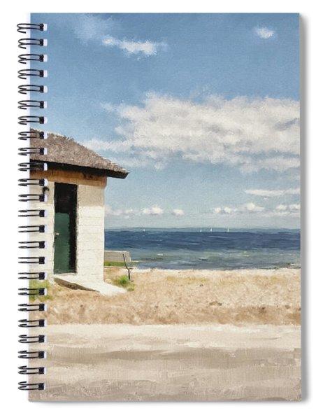 Greenwich Point Spiral Notebook