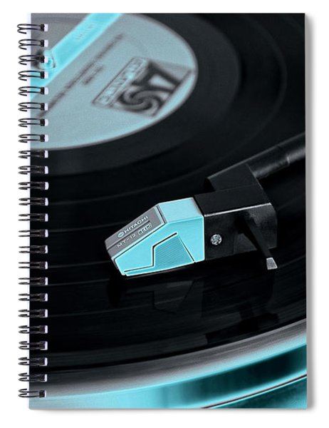 Groovy Baby Spiral Notebook