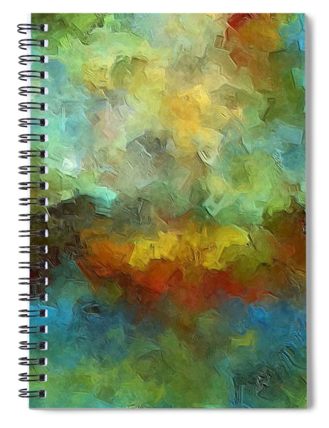 Grotto Spiral Notebook