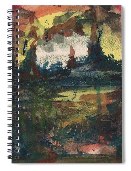 Ground Zero Spiral Notebook