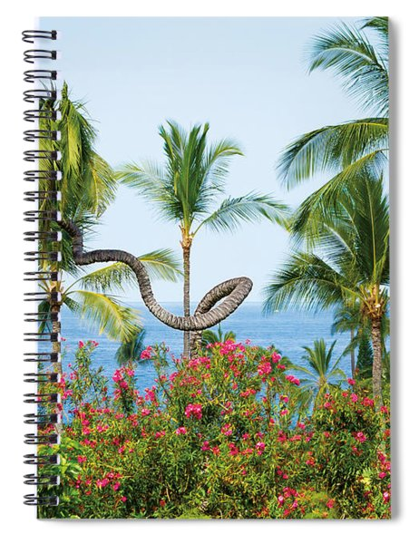 Grow Your Own Way Spiral Notebook