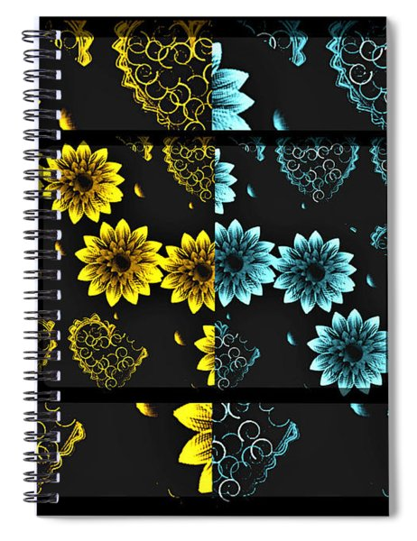Grown With Love Spiral Notebook