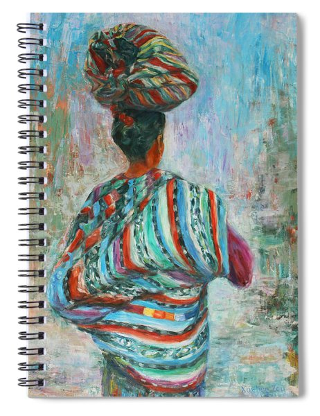 Guatemala Impression I Spiral Notebook
