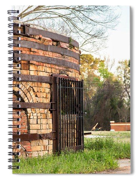 Guignard Brick Works-1 Spiral Notebook