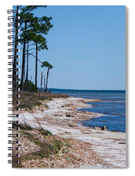 Gulf Island National Seashore 2 Spiral Notebook