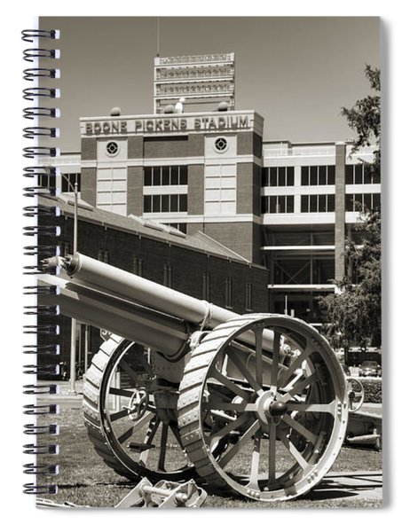 Guns On Campus Spiral Notebook