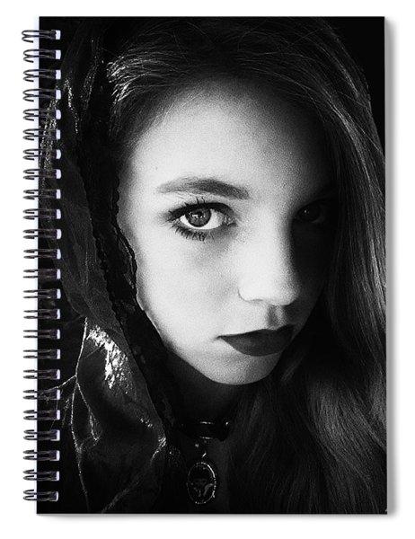 Gypsy Soul Spiral Notebook