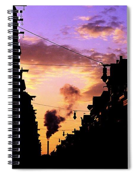 Haarlemmerstraat Spiral Notebook