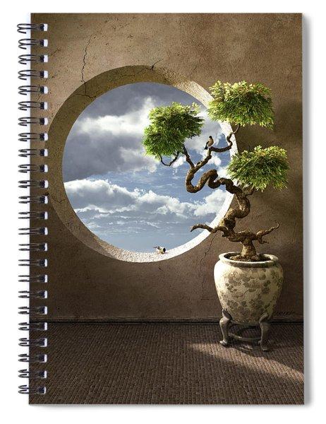 Haiku Spiral Notebook