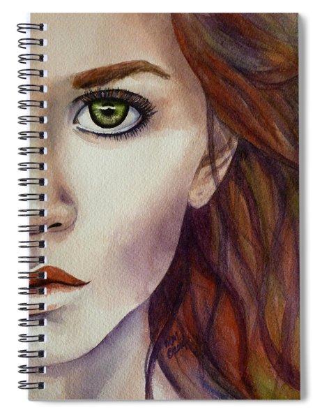 Half A Life Spiral Notebook