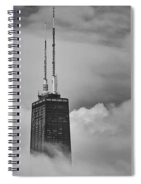 Hancock Fog Spiral Notebook