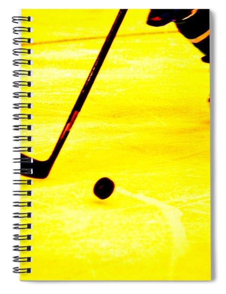 Handling It Spiral Notebook