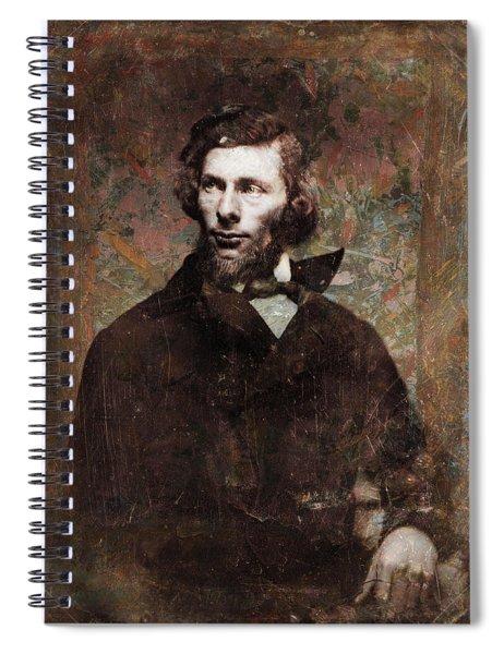 Handsome Fellow 4 Spiral Notebook