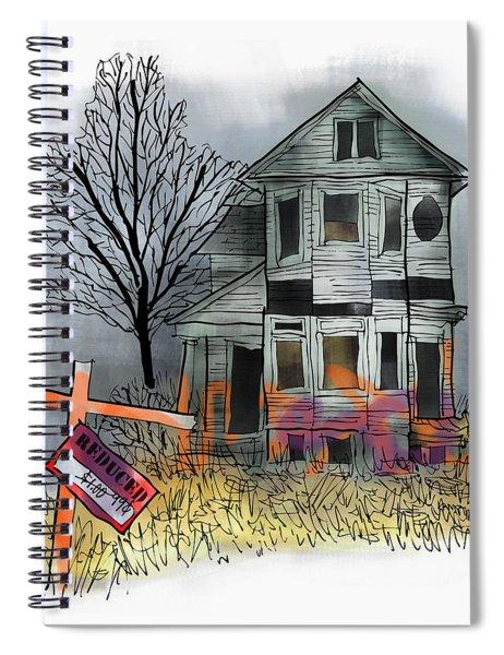 Handyman's Special Spiral Notebook