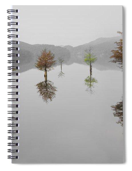Hanging Garden Spiral Notebook
