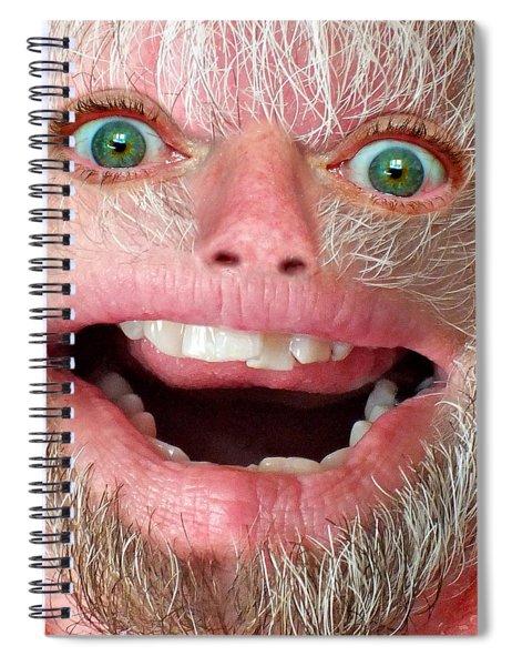 Happy Harry Spiral Notebook