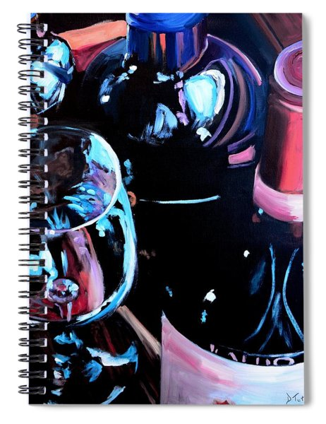 Happy Hour Spiral Notebook