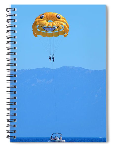 Happy Together Spiral Notebook