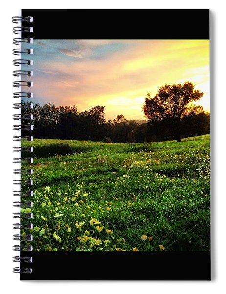 Happy Valley Spiral Notebook