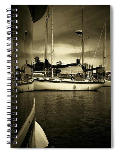 Harbour Life Spiral Notebook