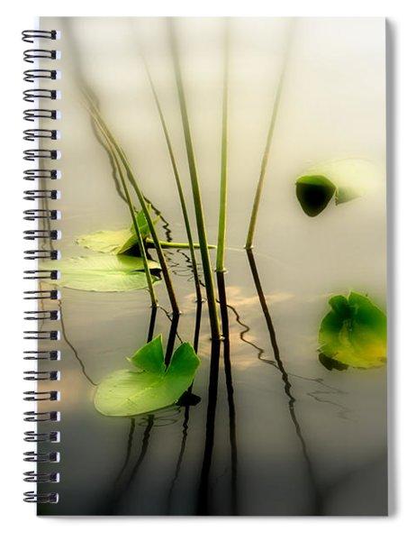 Harmony Zen Photography II Spiral Notebook