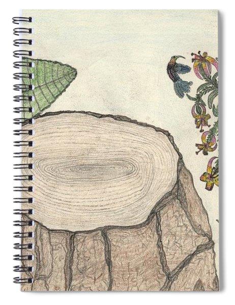 Harvested Beauty Spiral Notebook
